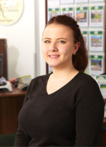 Pontefract Estate Agents - Sophie Crossley, Richard Kendall Estate Agent - Office Adminstrator