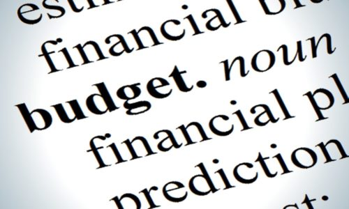 budget announcement government