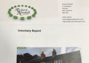 estate-agent-wakefield-inventory-report